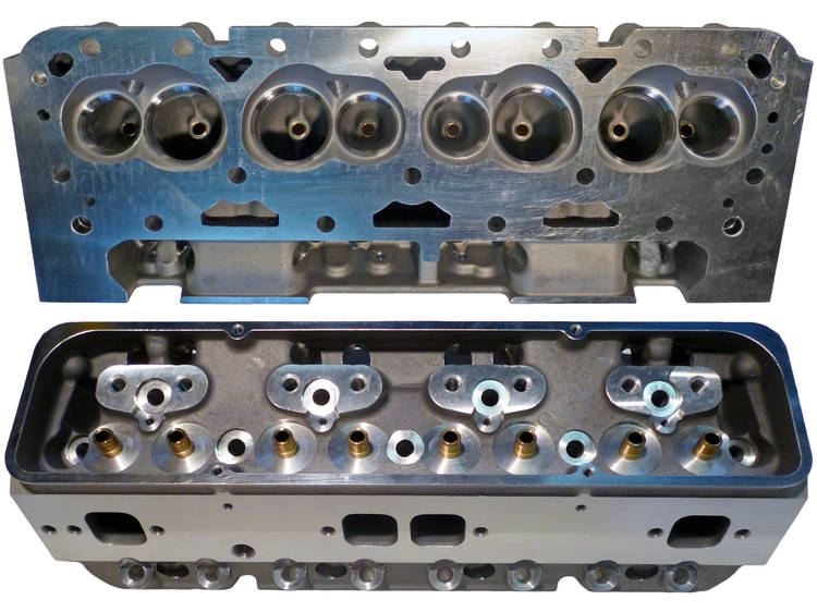 M.D. Spares - Cylinder head combustion chamber