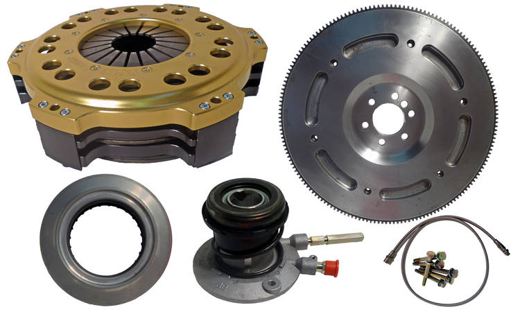 M.D. Spares - Torque Clamp clutch kit