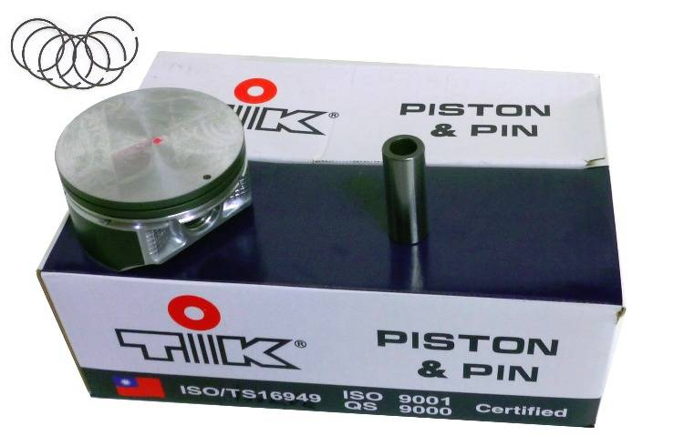 PISTON AND RING SET - PRTY5LH - STD BORE 99 5mm
