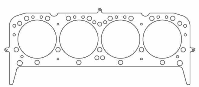 Racing Gasket Set Ath338383r 350 Small Block Chevy V11