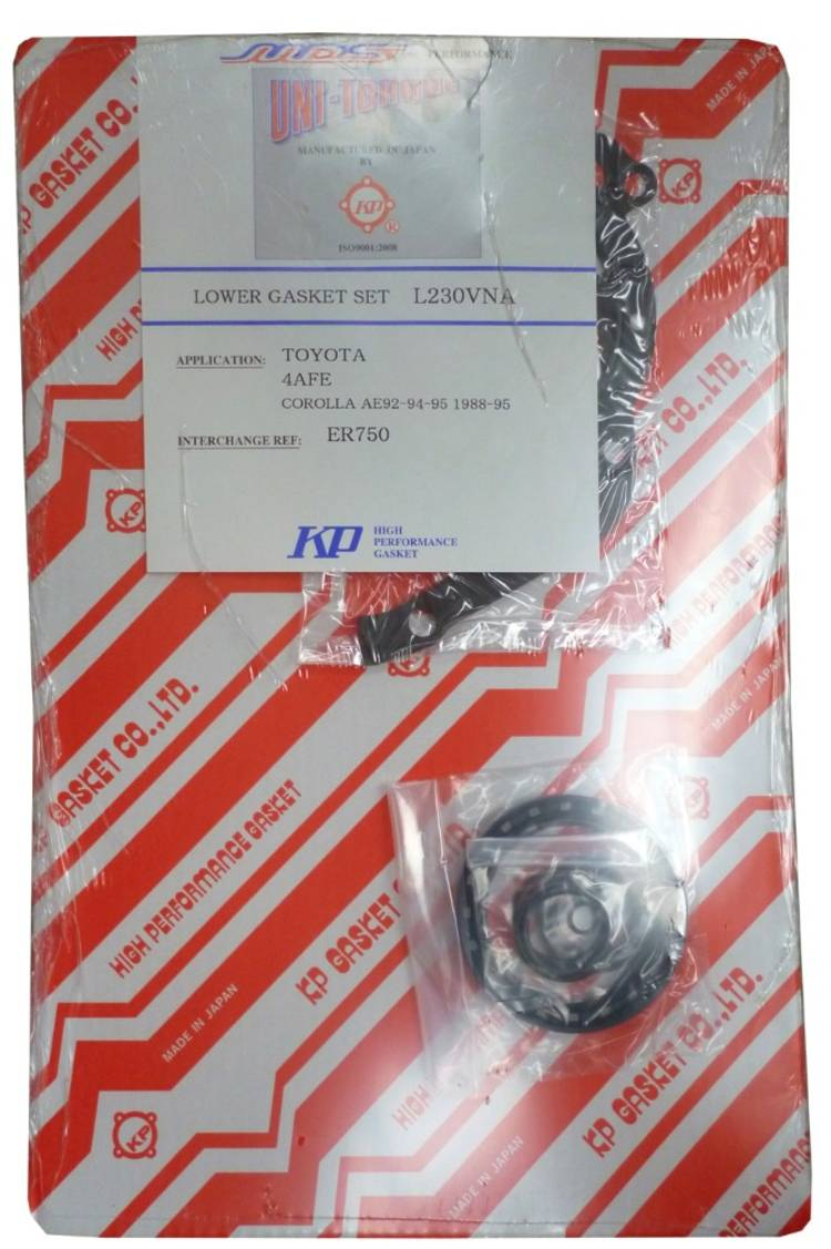GASKET LOWER SET - E3F-L230 -