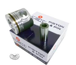 PISTON AND RING SET - PRHYD4CBH - STD BORE 91mm product image