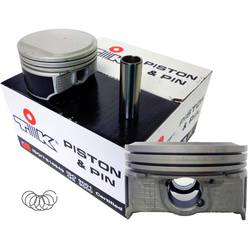 PISTON AND RING SET - PRHNZ22YH - STD BORE 86mm product image