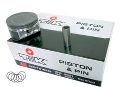 PISTON AND RING SET - PRNSVQ40 - STD BORE 95.5mm product image
