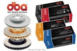 DBA BRAKE PAD AND ROTOR KIT - DBAK2132/2074 - FORD PX product image